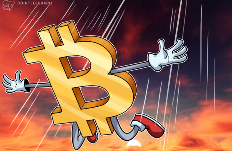 Why Bitcoin price abruptly dropped 3% in 30 minutes on OKEx freeze
