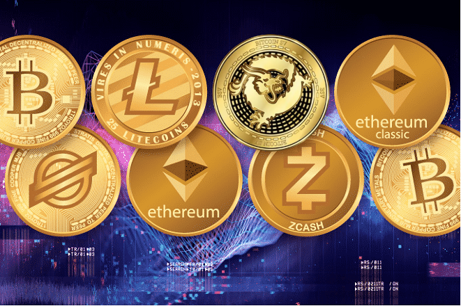 Top 7 Most Valuable Cryptocurrencies